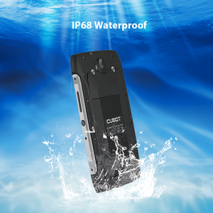 Image 4 - Cubot KingKong CS Android 10 IP68 Waterproof Smartphone 5 Inch 4400mAh Face ID Dual SIM Card Telephone Rugged Phone King Kong CS