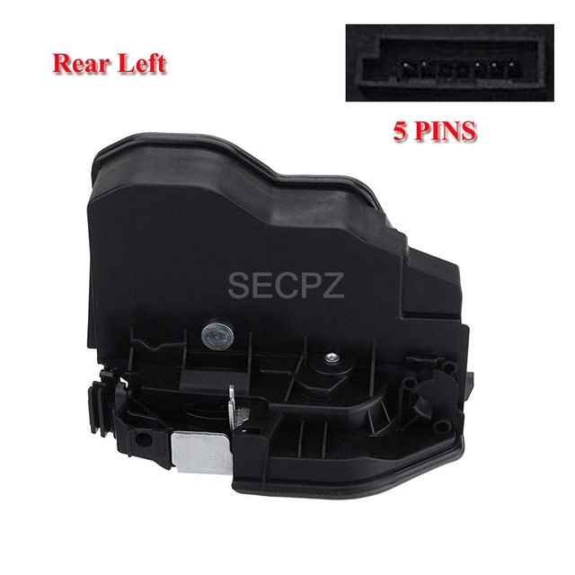 Actionneur électrique de serrure de porte de puissance pour BMW X6 E60 E70 E90 OEM 51217202143 51217202146 51227202147 51227202148