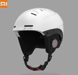 Xiaomi youpin Ski helm Bluetooth telefon männer und frauen ski ausrüstung schutz getriebe warme atmungsaktive professionelle sport helm