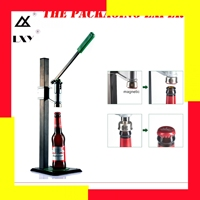 Beer Bottle Capping Machine Manual Beer Lid Sealing Capper Beer Capper Soft Drink Capping Machine Soda Water Caper Home Use