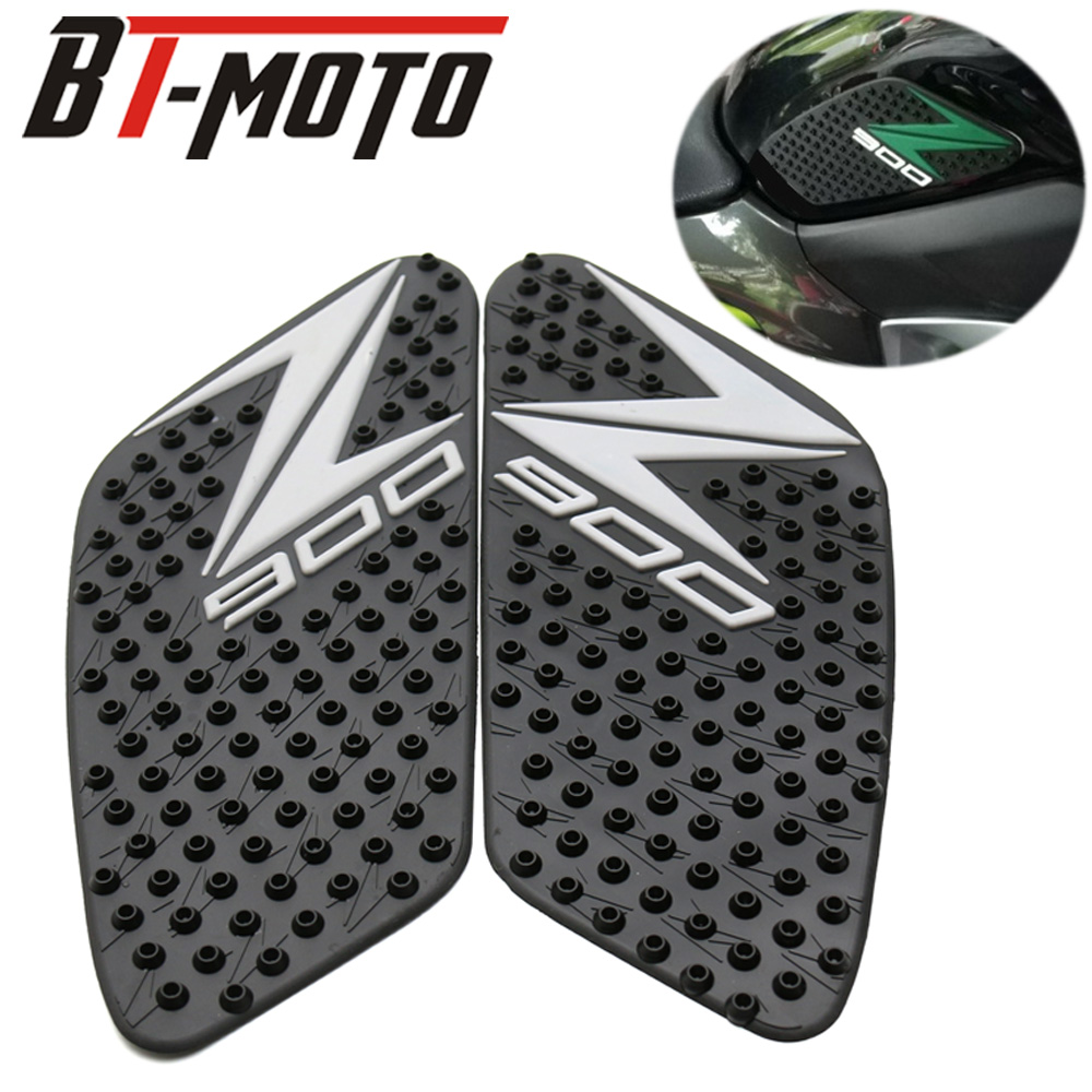 For Kawasaki Z900 2017 Z 900 Motorcycle Protector Anti Slip Tank Pad Sticker Gas Knee Grip Traction Side 3M Decal