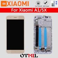 "Ot Mi L 5.5 ""Lcd Voor Xiao Mi Mi A1 Originele Lcd Display Touch Screen Digitizer Vergadering Frame Voor xiao Mi Mi A1 Mi 5X Display 10 Touch-in LCD's voor mobiele telefoons van Mobiele telefoons & telecommunicatie op"