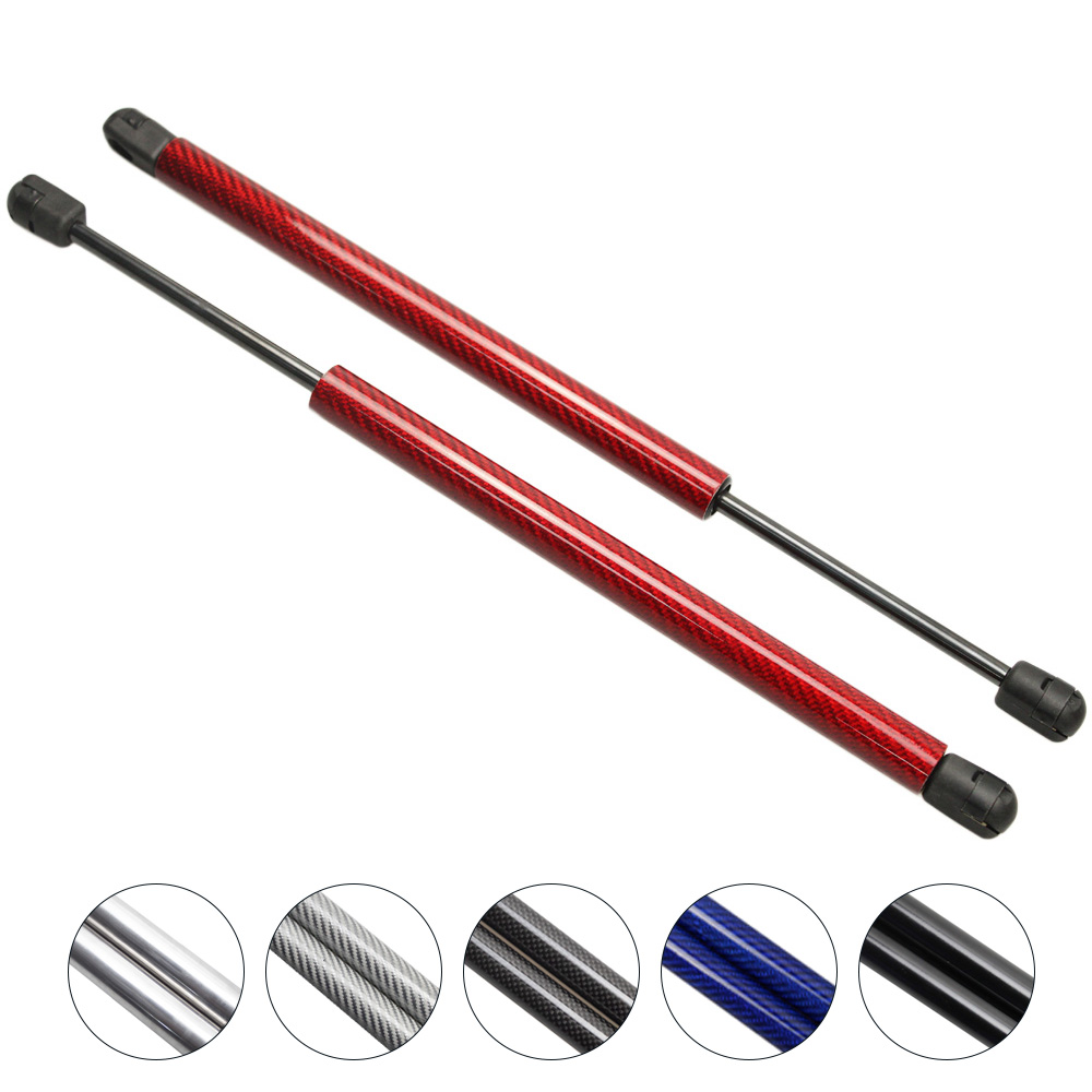 Damper for <font><b>Nissan</b></font> Note <font><b>E12</b></font> 2012-2019 Hatchback Rear Tailgate Boot carbon fiber Auto Lift Support carbon fiber Gas Struts image