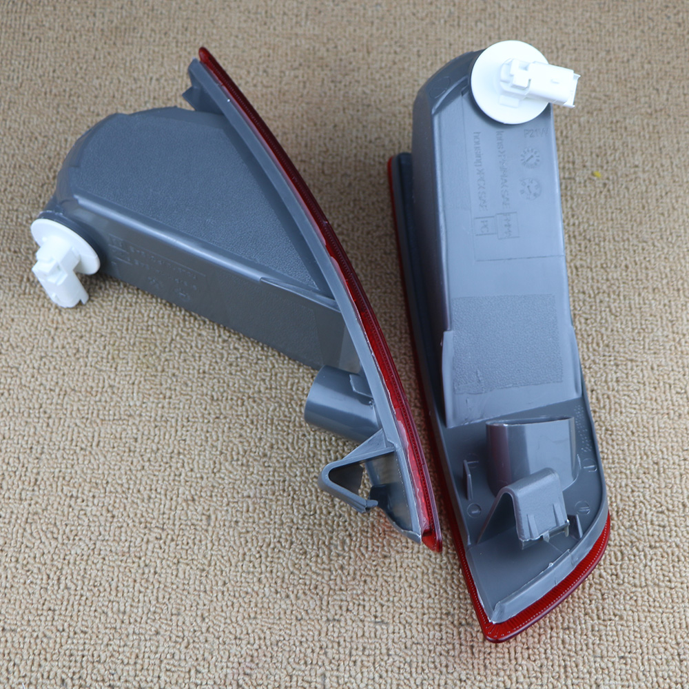 Rear Bumper Reflector Lamp//Light//Lens Left -13 Genuine XC60