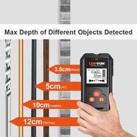 Детектор скрытой проводки (металл/дерево)