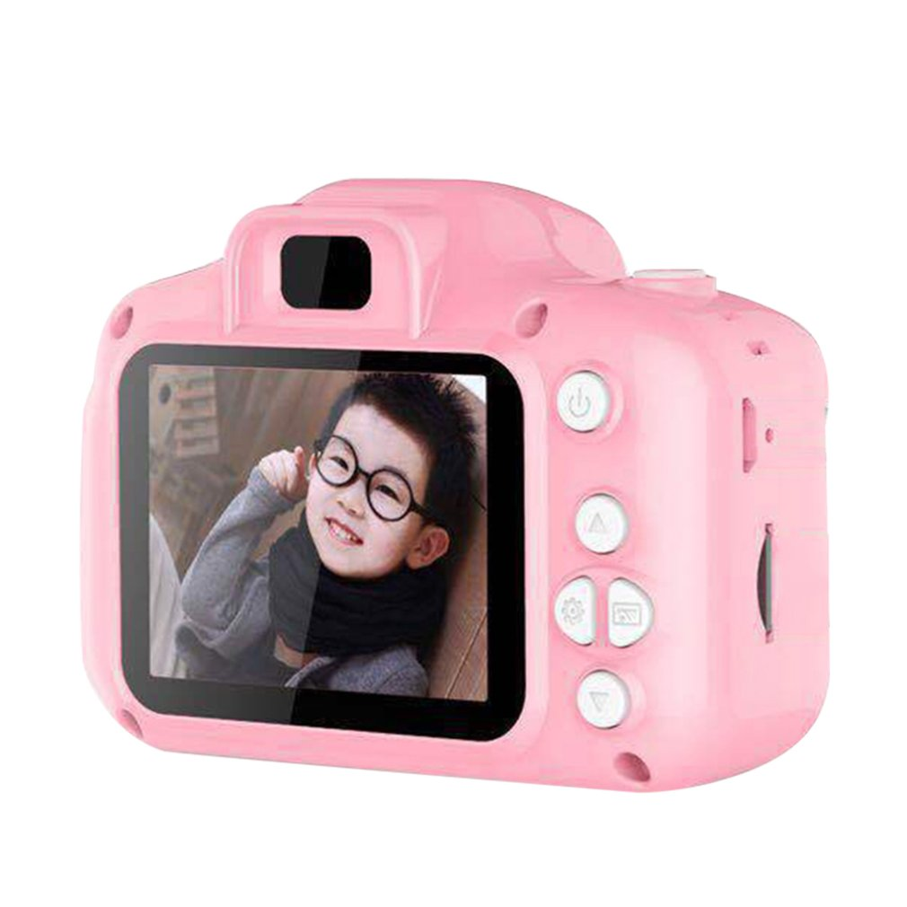 X2 Children'S Digital Camera Photo Recording Multi-Function Children'S Camera 8G Memory Card Children Shoot Camera