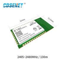 E180-Z6907A ZigBee 3.0 SoC 2.4GHz TLSR8269 ZigBee Module 7dBm 48MHz 32-bit MCU Wireless Transceiver Module for IoT Smart Home
