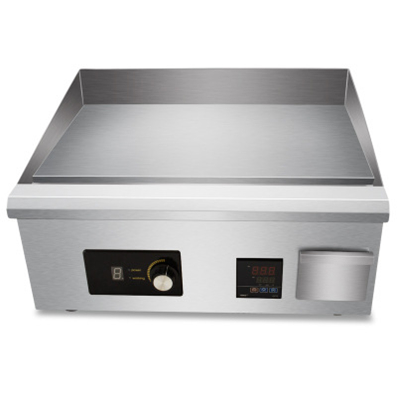 Steel Plate Burning Equipment Commercial Electromagnetic Grill