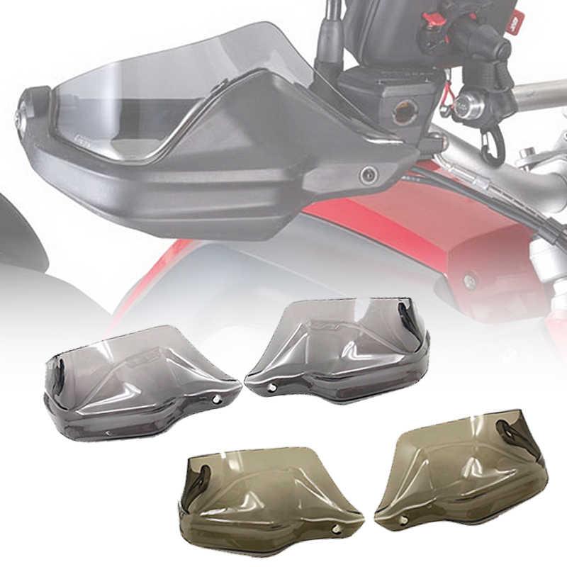 Moto Accessoires Fit de Pare-Brise pour BMW R 1200 GS ADV R1200GS LC F800GS Adventure S1000XR R1250GS F750GS F850GS Protecteur de Protection de la Main Color : A