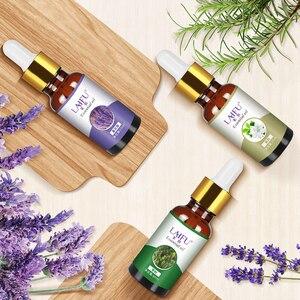 Image 5 - Saf bitki uçucu yağ için AROMA YAYICI aromaterapi için organik esansiyel yağ rahatlatmak vücut stres 6 koku doğal yağlar