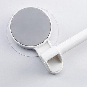 Image 5 - キッチンペーパーホルダーstickeラックロールホルダー浴室タオルラックestanterias比べdecoracion組織棚オーガナイザー