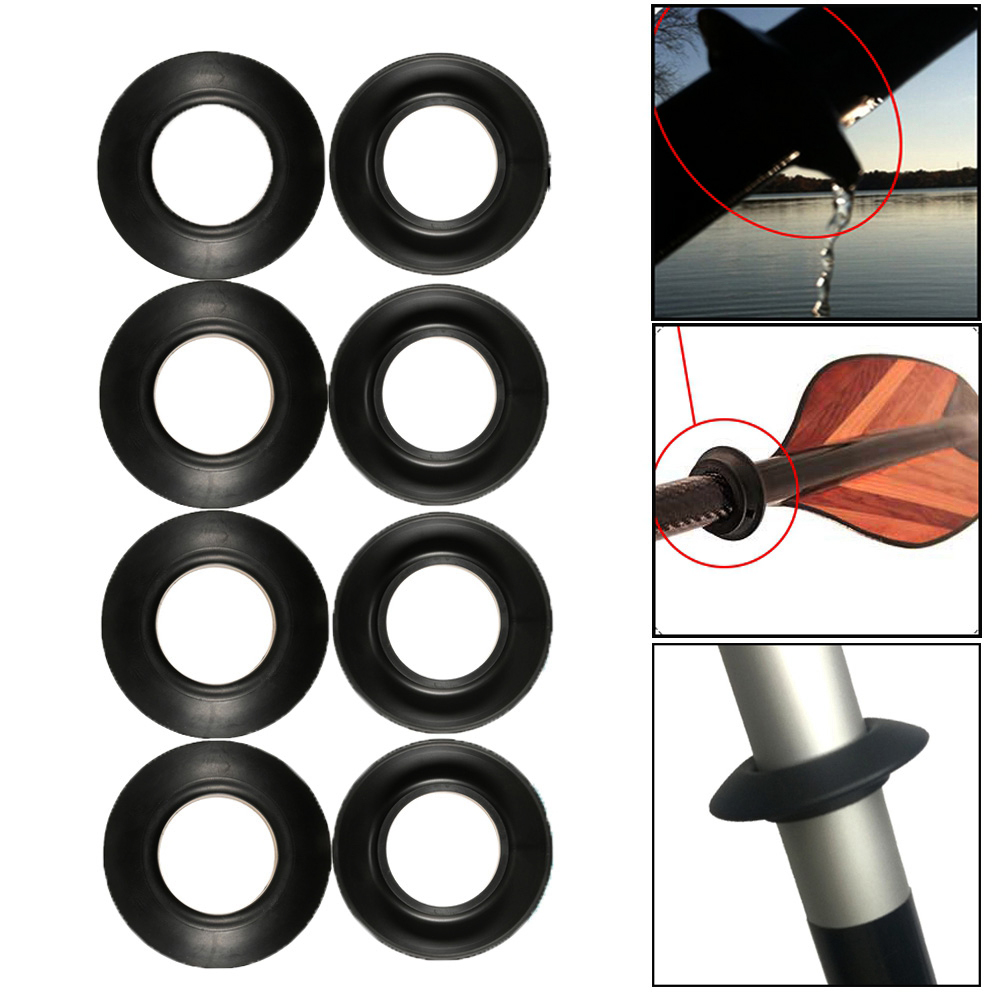 Drip Ring Replacement Kayak Oar Accessories Propel Paddle Parts Splash Guards