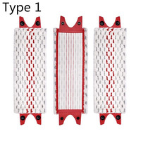 3Pcs for Vileda UltraMax Mop Replacement Set, Spray Mop Head, Flat Mop Cloth