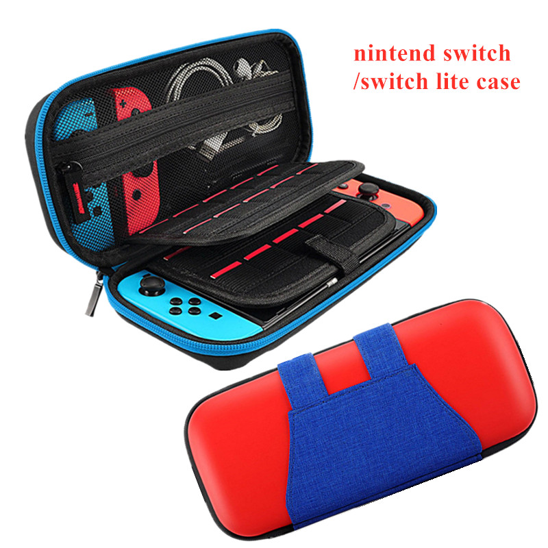 2020 EVA Portable Hard Shell Case bag for Nintend Switch Nintendos Switch lite Console Durable Nitendo Case for NS Accessorie