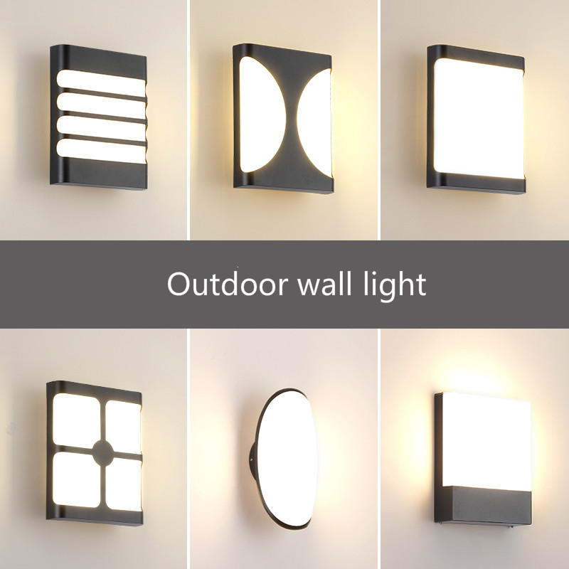 Led Wall Lighting Indoor Porch