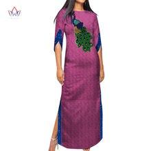 Женские вечерние платья в африканском стиле с принтом Дашики