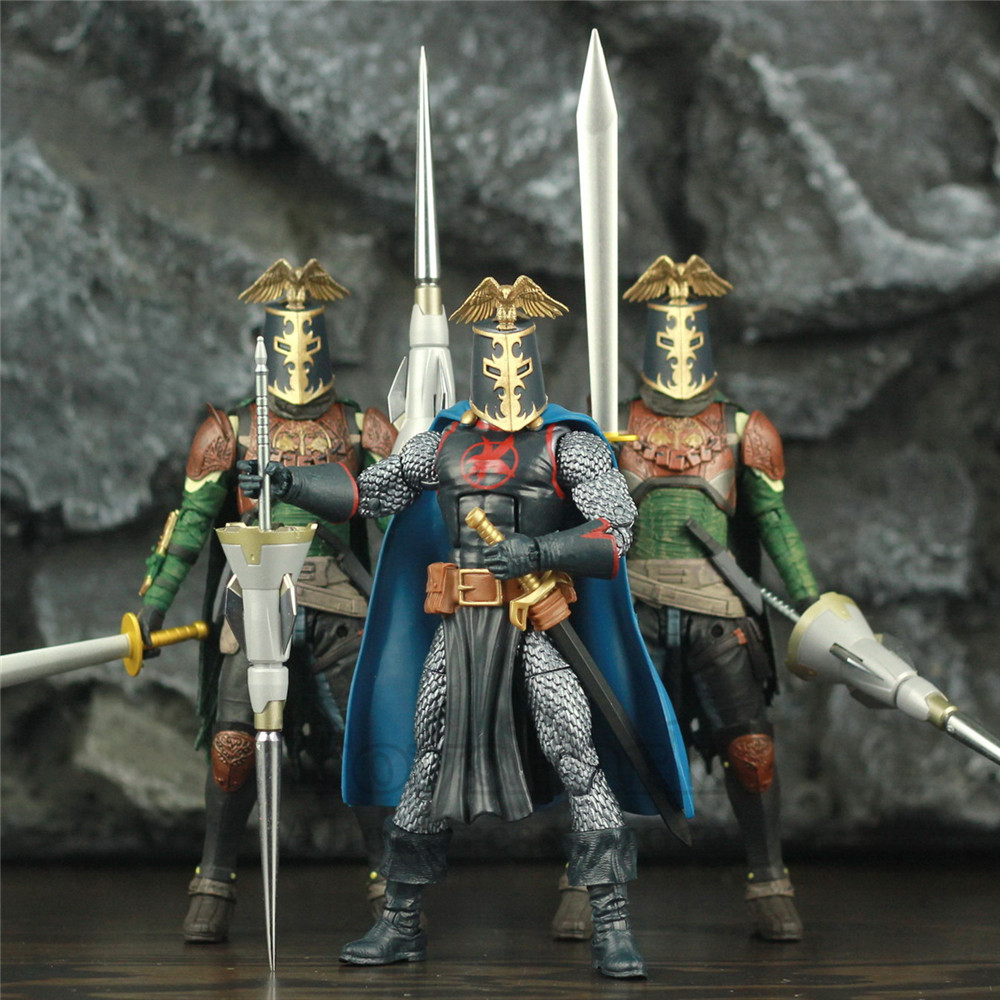 Custom Black Knight Cavalry 7
