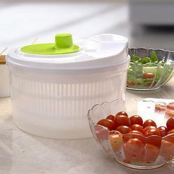 Multifunctional Household Salad Dryer Vegetable Fruit Drain basket Dehydrator Shake Water Basket Kitchen Mix Salad Tools