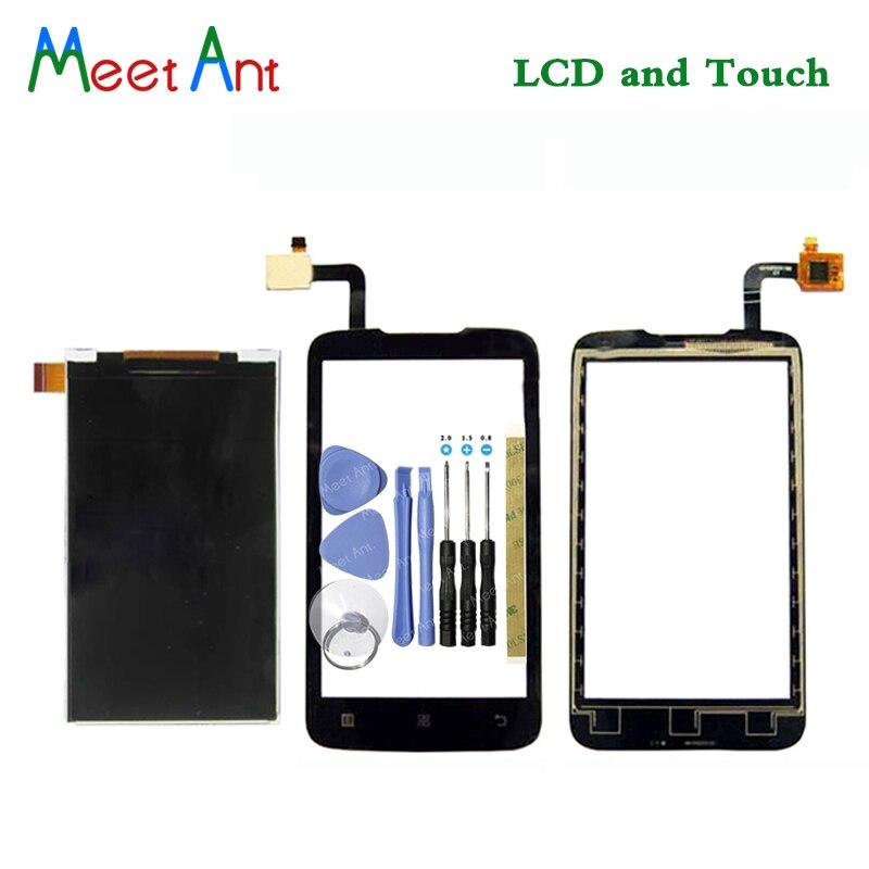 ЖК дисплей с дигитайзером сенсорного экрана для Lenovo A316i A316, 4,0 дюйма|Экраны для мобильных телефонов|   | АлиЭкспресс