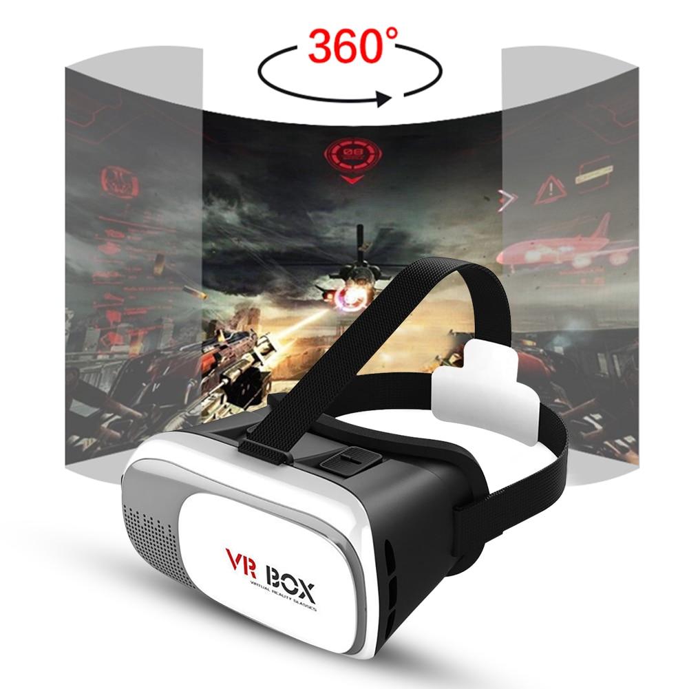 Portátil 4.7-6 polegada do telefone móvel vr óculos caixa filme 3d óculos fone de ouvido capacete suporte miopia usuários dentro de 600 graus 2021