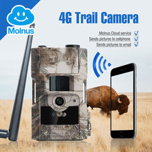 hunting camera 4g BolyGuard free Cloud service 90ft photo trap 24MP 1080p cellular trail support 4G3G2G