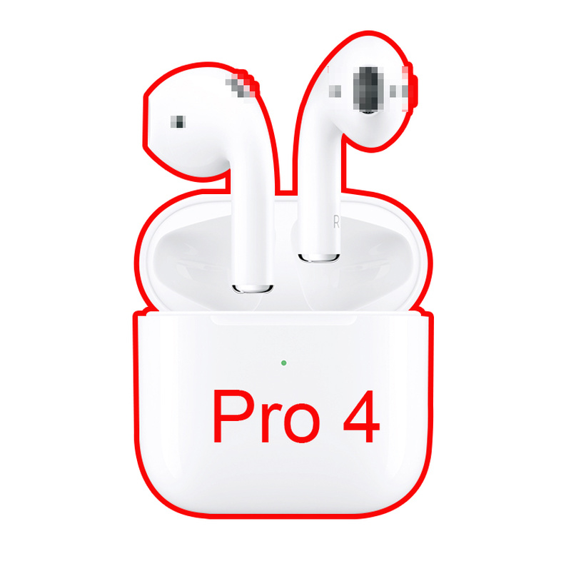 2020 MINI TWS Earbuds Name Change Bluetooth 5.0 Ear Buds Touch Control Earphone PRO 3&4 for IOS Android GPS Wireless Earphones