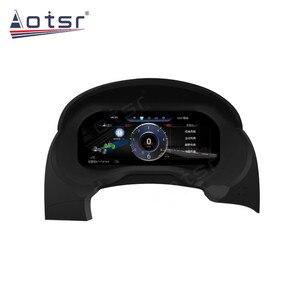 Image 3 - Android 9 Meter Screen For Mitsubishi Pajero 2006 2007 2016 Car Dashboard Instrument Display Multimedia GPS Navi WiFi Head Unit