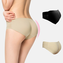 Sexy Padded Panties Seamless Hips Push High Underwear Womens Quality