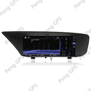 Image 4 - 2Din ستيريو أندرويد 9.0 لكزس GS 2012 2016 لتحديد المواقع والملاحة مشغل ديفيدي راديو 8Core الوسائط المتعددة 4G + 64G AM/FM USB واي فاي