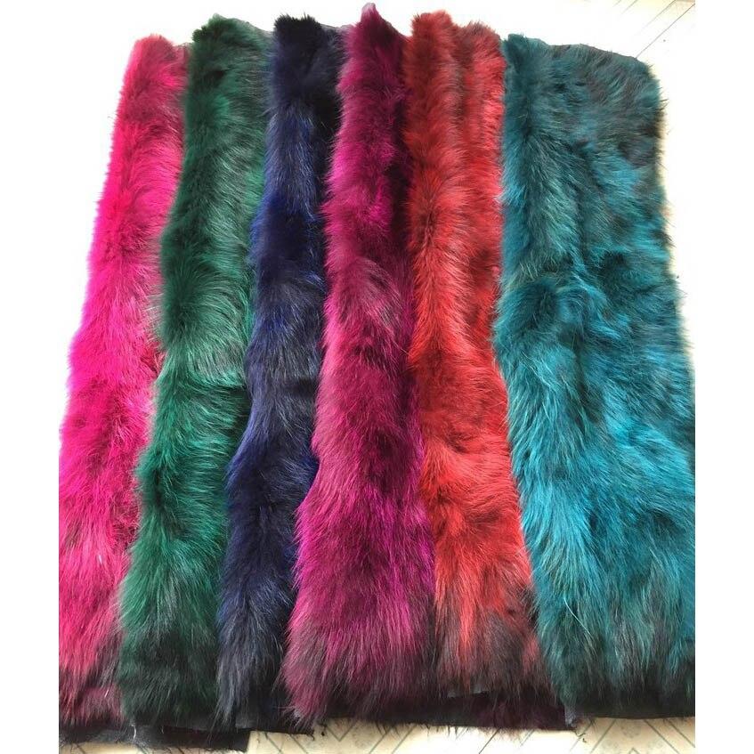 MS. Softex plaque de fourrure de raton laveur naturel Patchwork vraie couverture de fourrure de raton laveur sur mesure ventes d'usine