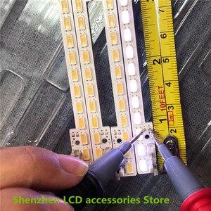 Image 5 - 2 unids/lote para 2011SVS37 FHD 5K6K6.5K LEFT bien JVG4 370SMB R2 JVG4 370SMA R2 UE37D6500 UE37D6100SW LD370CGB C2 nuevo 58LED 410MM