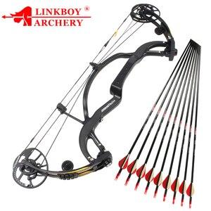 Linkboy Archery Pure Carbon Fi