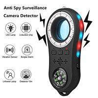 Versteckte Kamera Detektor GPS Tracker Detektor RF Signal Infrarot Hotel Anti-Überwachung Anti-Sneak Schießen Nachtsicht Motion