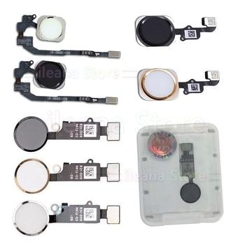 Home Button Flex For iPhone 7 8 Plus 5s SE 7Plus 8Plus Home-Button with Cable 6 6s No Fingerprint