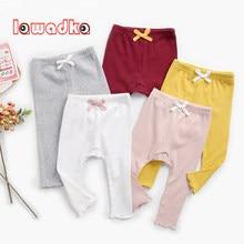 Lawadka春新生児女の子パンツカジュアルレギンスファッション子供ppパンツ幼児長ズボン子供ソフト