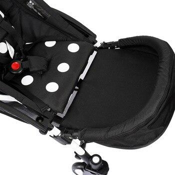 Baby Stroller Footrest 32cm Feet Extender Board Sleeping for Baby Yoya, Babyzen YOYO ,yuyu Strollers Pushchair Buggy Accessories