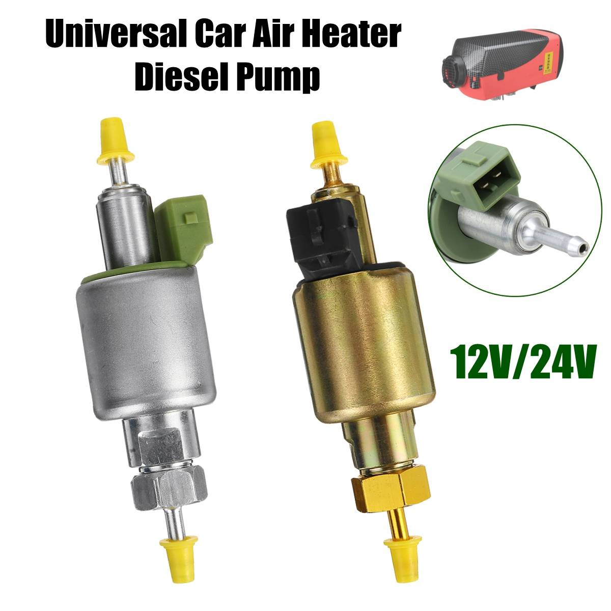 CAR AIR FUEL PUMP AUXILIARY HEATER FIT REPLACEMENT FOR MORE EBERSPACHER WEBASTO