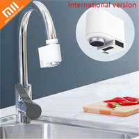 Xiaomi Zajia Induction Water Saver Automatic Smart Faucet Sensor Infrared Water Energy Saving Device Kitchen Bathroom Nozzle Tap