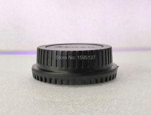 Image 3 - SLR kamera gövde kapağı arka lens kapağı için ön kapak Canon (ücretsiz kargo + takip numarası)