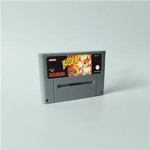 Image 1 - Bubsy II 액션 게임 카드 EUR 버전 영어