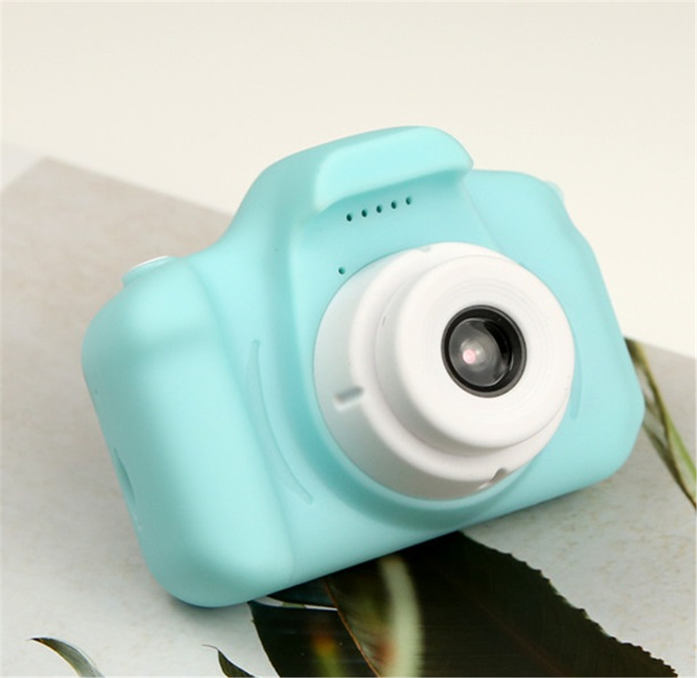 H76eca5845af443138a9c15c1fd9b91e4b HD Screen Chargable Camera Outdoor Digital Mini Camera Kids Cartoon Cute Camera 2 Inch Photography Props For Child Birthday Gift