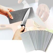 Knife Sharpening Stone 400# 1000# 600#  -thin Honeycomb Surface Whetstone Grindstone  Tool Set