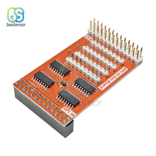 цена на 32 GPIO Expansion Board Module 8-bit Input & Output IO Extend Adapter Module for Raspberry Pi 2.4V-5V