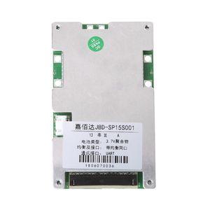Image 5 - 13S ליתיום סוללה מגן לוח BMS 30A פולימר עם Bluetooth חכם אינטליגנטי UART ממשק גמיש סטטי חשמלי שיתוף