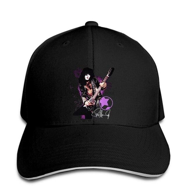 Gorra de béisbol KISS Star Paul Stanley mercancía con licencia