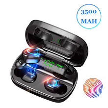 New Wireless Bluetooths earphone TWS Wireless Earphones Noise Canceling Handsfree Bluetooths