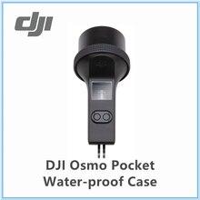 DJI Osmo Pocket wodoodporna obudowa oryginalne akcesoria wodoodporne na głębokościach do 60 M idealne do fotografowania pod wodą