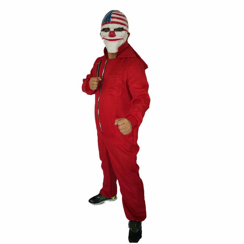 Casa Di Carta Salvador Dali Maschera Realistica Maschere In Latex Per Feste Costume Di Halloween