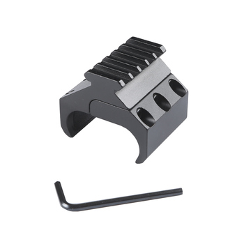 Actical 20mm Picatinny Weaver Rail Base Adapter For Hunting Single Tube Rifle Gun Scope Converter Laser Sight Mount - discount item  51% OFF Hunting