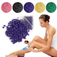 Womens Depilatory Hard Wax Pellet Waxing For Hair Removal On All Body Parts Flavor